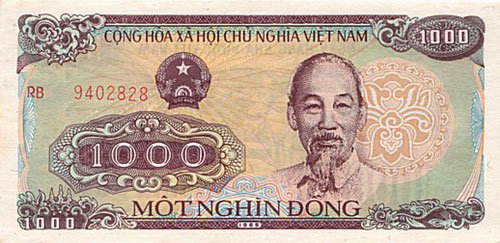 Vietnam Dong