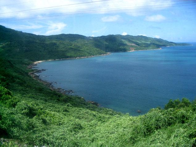 Playa del Vietnam central