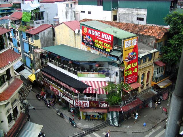 Imagen del Barrio Old Quarter