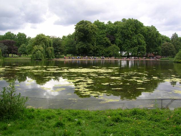 Parque de St James