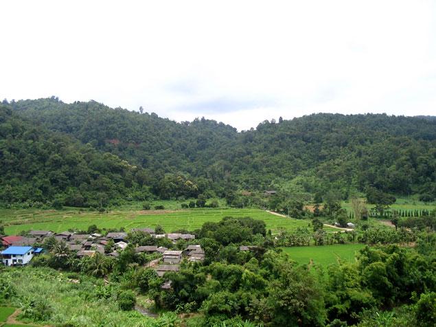 Alrededores de Chiang Rai