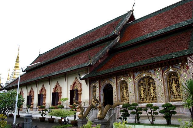 Templo de Chiang Rai