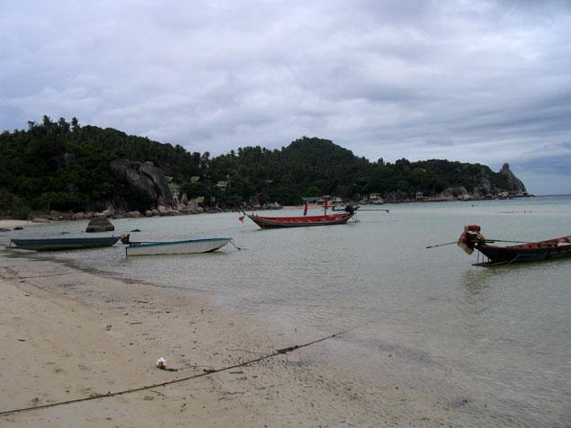 Playa de Koh Tao