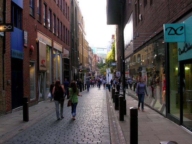 Calle de Covent Garden
