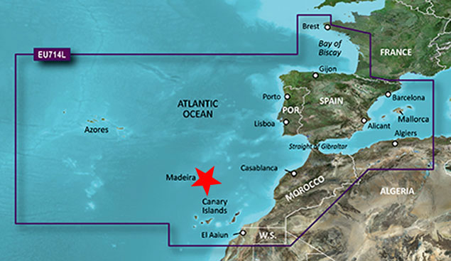 madeira mapa Isla de Madeira (Portugal) Informacion y mapa madeira mapa