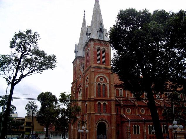 Notre Dame Saigon