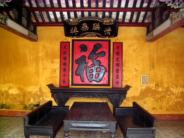 Casa tradicional de Hoi An
