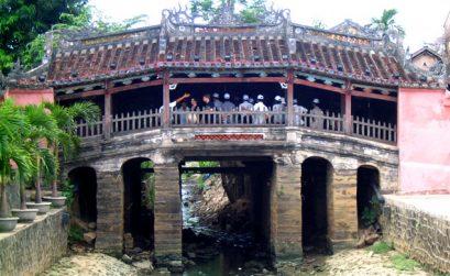 puente japonés Vietnam