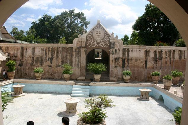 Piscina del Castillo