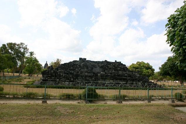Restos del templo Bubrah