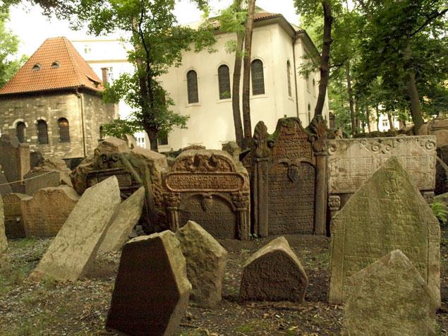 Cementerio del Barrio Judío
