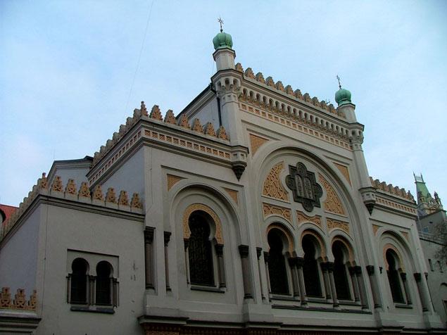 El Barrio Judío es uno de los mas interesantes de Praga