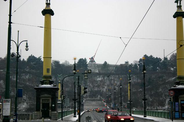 Metronom de Praga