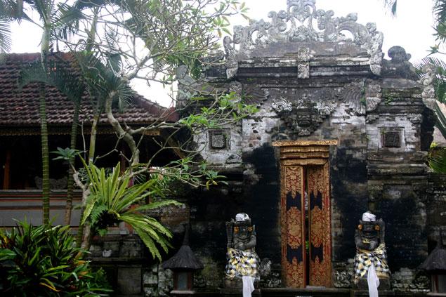 Que ver en Ubud (Palacio real )