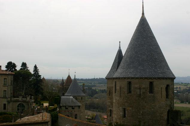 Torres de Carcassonne