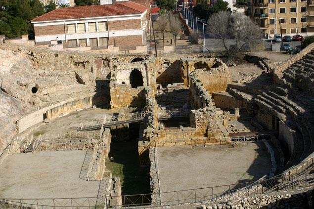 Restos del Anfiteatro