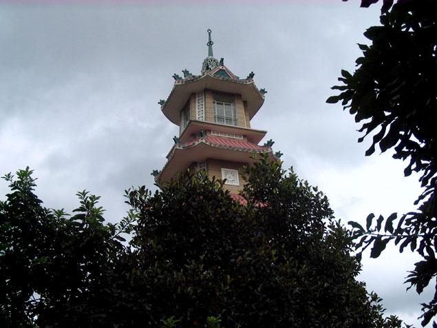 Templo Saigon
