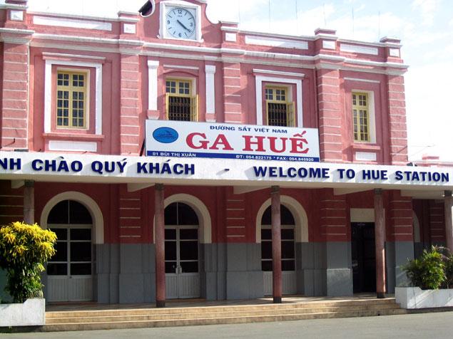 Estación de Hue