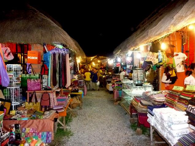 Night Market SiemReap