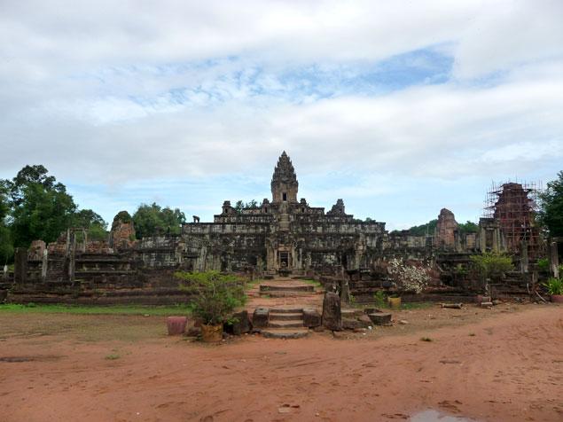 Bakong , que ver en los templos de Angkor