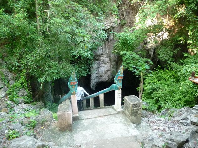 Cuevas de la muerte