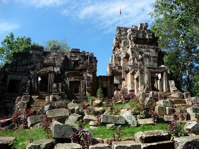 Templo Wat Ek Phnom