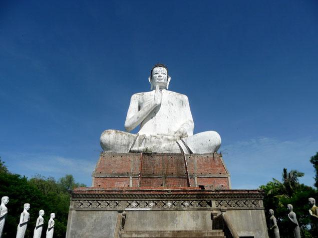 Gran Buda Blanco