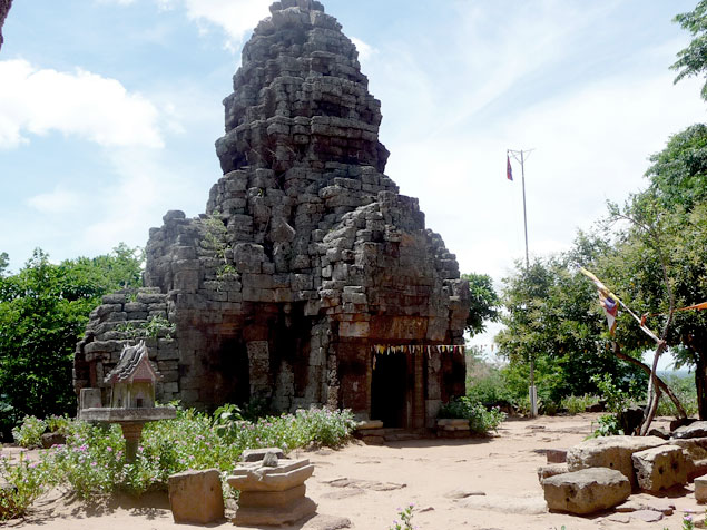 Templo Phnom Banan
