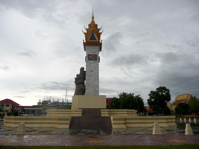 Monumento a las víctimas