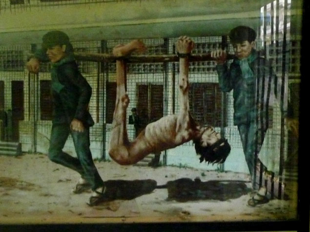 Torturados hasta morir