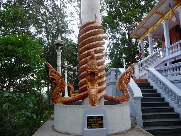 Templo de Kratie
