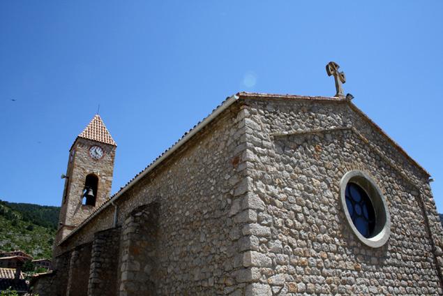 Iglesia de Gosol
