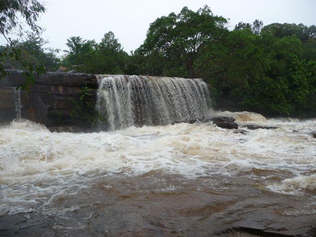 Cascadas de Kbak Chhay