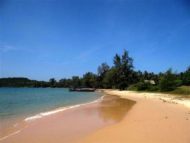 Playas de Sihanoukville