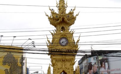 que ver en Chiang Rai
