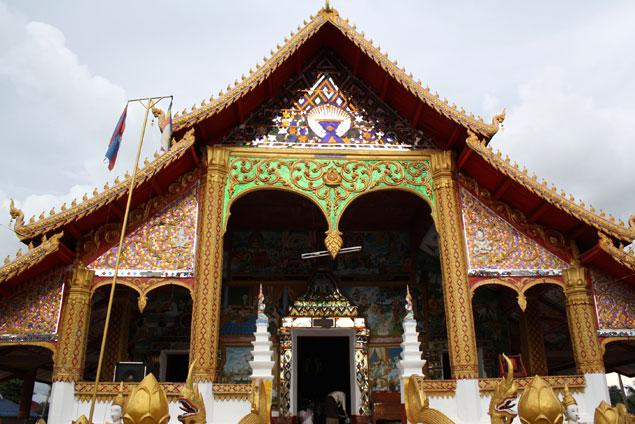 Precioso templo