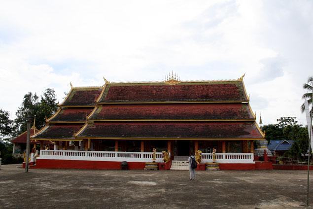 Templo de Huay Xai