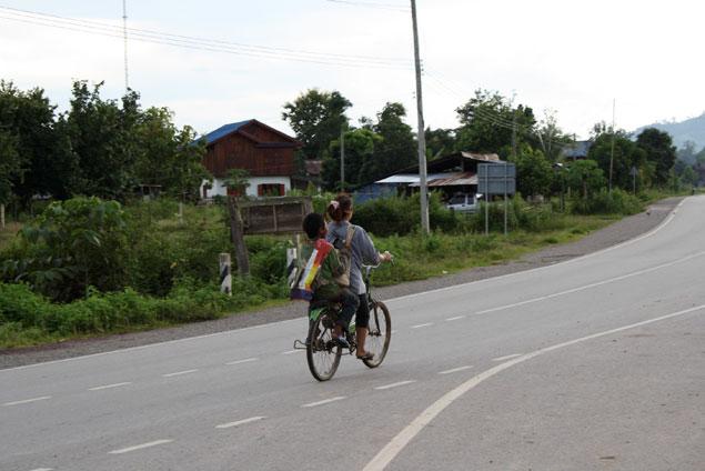 Bienvenidos a Laos