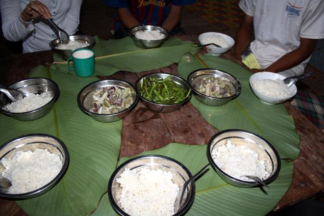 Nuestro banquete