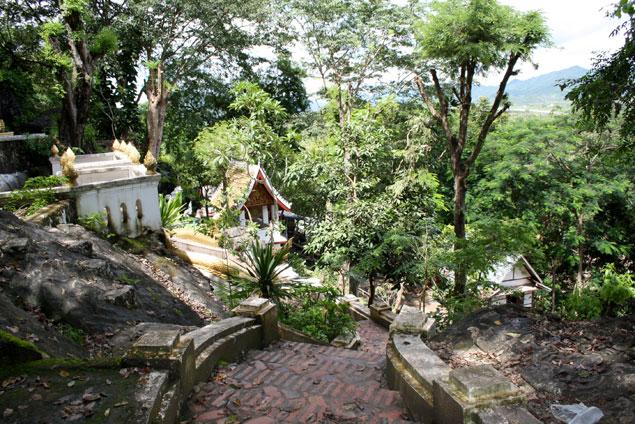 Camino hacia la cima ,10 lugares que ver en Luang Prabang