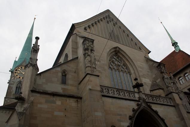 Abadía Fraümunster