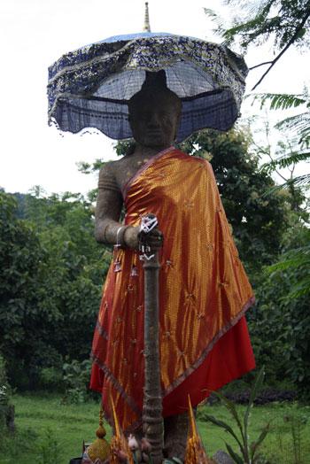 Imagen budista