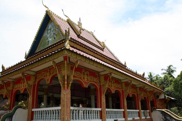 Budismo en la isla