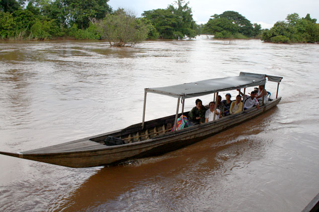 Barca de pasajeros