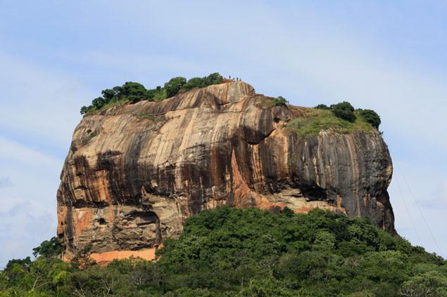 La roca del León , Sigiriya