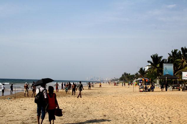 Playa de Colombo