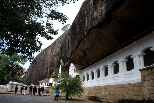 Cuevas de Dambulla