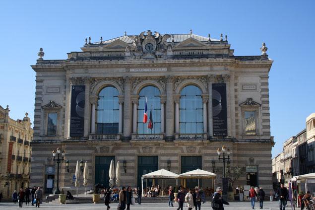 Edificio de la opera
