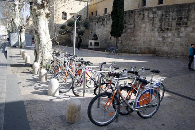 La bicicleta es cada vez mas usada y además ecológica