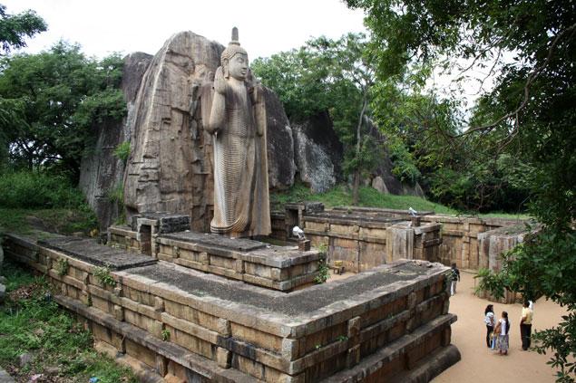 Gran Buda de Aukana